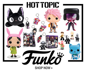 Think Outside the Box—Shop Exclusive Funko Pop Vinyl Figures at Hottopic.com!