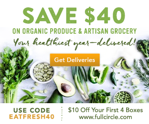 $10 Off First 4 Produce Boxes