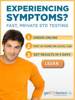 Get STD Tested