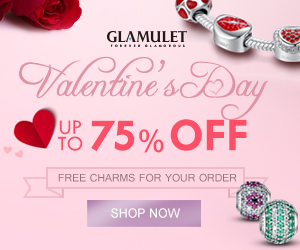 Glamulet Valentine's Day Sale
