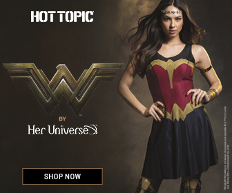 GREAT HERA! The new Wonder Woman Fashion Collection from Her Universe is here! Shop now at HotTopic.