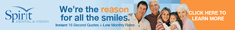 High Quality Dental Plan that includes Child Orthodontia.