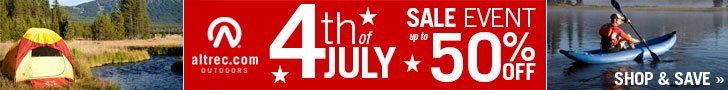 4th July Sale - Up to 50% off