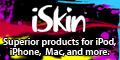 iSkin products for Mac, iPod, iPhone, and more