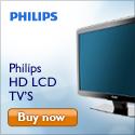 Philips HD LCD TV'S Buy Now
