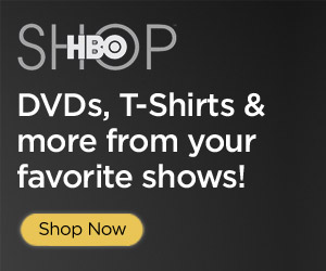 T-Shirts, DVDs & Gear from the top HBO shows!