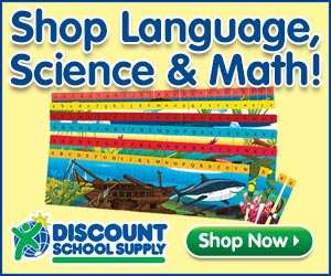 Curriculum Support Products At DiscountSchoolSupply.com