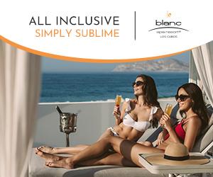 All Inclusive Vacation at Le Blanc Los Cabos.