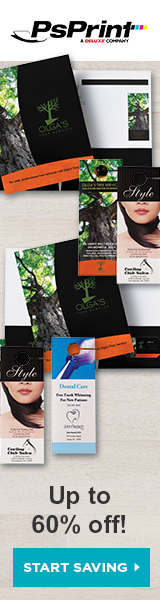 Save up to 50% on Full Color Printing
