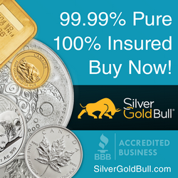 Wide selection of silver and gold bullion!