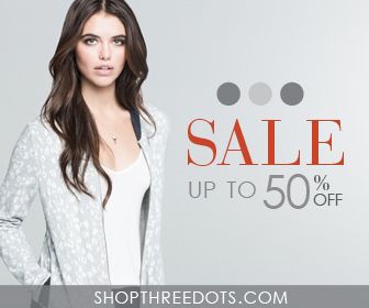 Three Dot Sale