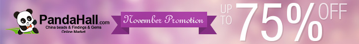Up to 75% off on November Promotion. Ends on Nov.18th, 2015PST