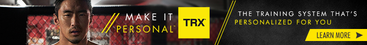 Make It Personal - TRX Training - Crossing Balance Lunge