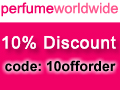10% Discount (coupon code: 10offorder)