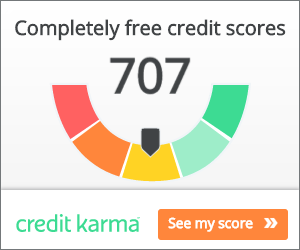 credit score tracker