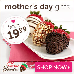 Mother's Day Strawberries & Gourmet Gifts from only $19.99