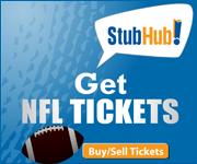 Get NFL Tickets on StubHub!