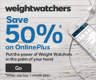 Weight Watchers FREE monthly pass offer