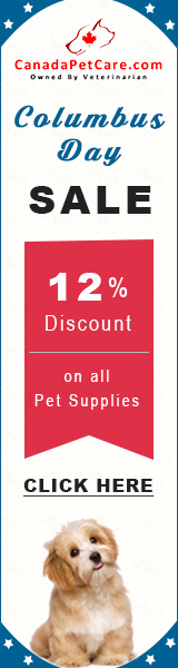 Avail 12% Off & Discover New World of Saving Extra at CanadaPetCare.com + Free Shipping on All Orders
