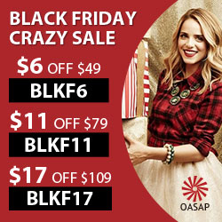 Oasap Black Friday Sale!