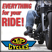 J&P Cycles - Mufflers and Exhausts for Motorcycles