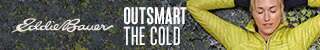 Click Here to Outsmart The Cold - Shop Outdoor Clothing and Gear at Eddie Bauer and Support The Garden Oracle with Your Purchases!