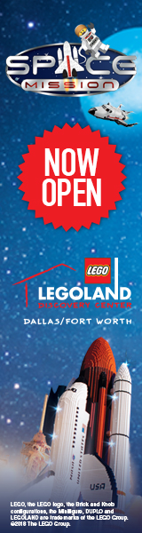 Space Mission at LEGOLAND® Discovery Center Dallas/Fort Worth
