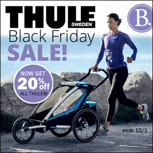Take 20% Off All Thule Products at BabyWise.life. No Code Required. Offer expires 12/1