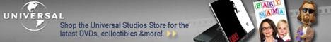 Universal Studios DVD Store
