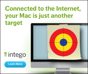 Connected to the Internet, your Mac is just another target