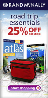 Road Trip Essentials: Save 25% or more