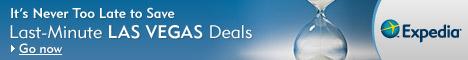 468x60 Last Minute Las Vegas Deals!