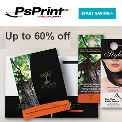 Save up to 50% Off Full Color Printing