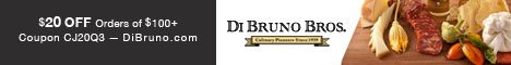 Save Now on Gourmet Cheeses, Meats, Groceries, and Gifts at DiBruno.com!