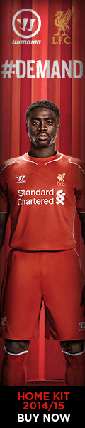 Liverpool Home Jersey 14/15