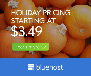 Bluehost Web Hosting $3.49
