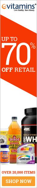 eVitamins - Discount Vitamins & Supplements & Herbs