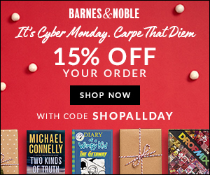 Cyber Monday Sale: Today Only, Take 15% Off Your Order With Code SHOPALLDAY