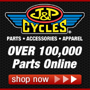 J&P Cycles - Over 100,000 Parts Online!