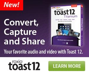Get Toast 12 Titanium Today!