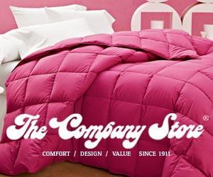 Bedding, Bath and More at The Company Store