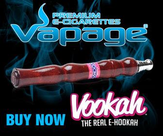 Vapage Vookah - The REAL eHookah