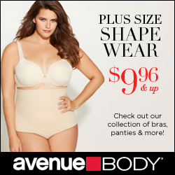 Avenue Body Plus Size Lingerie at Avenue.com!