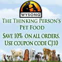 Save 10% at Wysong with code CJ10