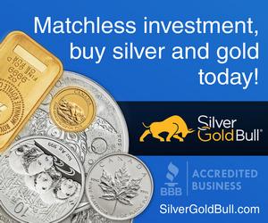 Preserve your wealth! SilverGoldBull.com