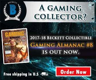 Beckett Collectibles Gaming Almanac #8 2017