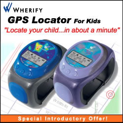 Wherify Wireless GPS Locators