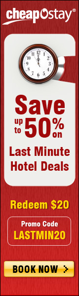 Last Minute Hotel Deals on CheapOstay.com