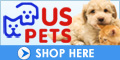 US Pets: Save up to 50% + Free Shipping!