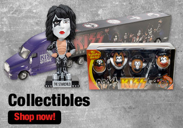 KISS Official Store - Collectibles